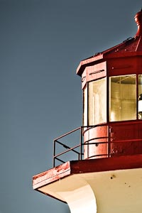 Lighthouse head